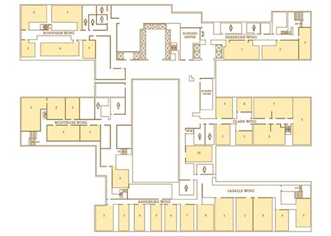chicago mansion floor plan venues services in chicago il palmer house 174 a