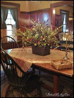 Country Kitchen Table Centerpiece Ideas by 1000 Images About Beautiful Dining Rooms On