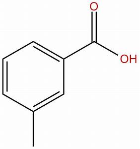 3-methylbenzoic acid -- Critically Evaluated ...
