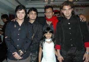 mithun chakraborty family photos