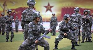 Military Superpower: China Muscling Up to the World ...