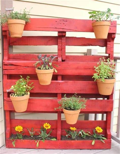 pallet vertical garden 10 diy ideas for wooden pallets diy recycled