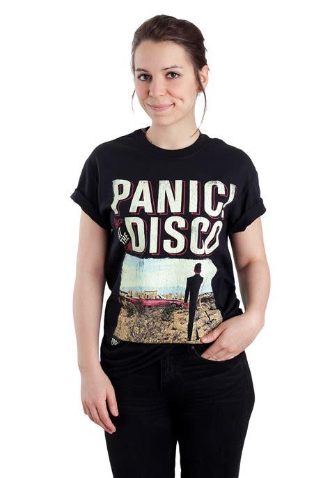 Best Panic At The Disco Album Panic At The Disco Album Billboard T Shirt