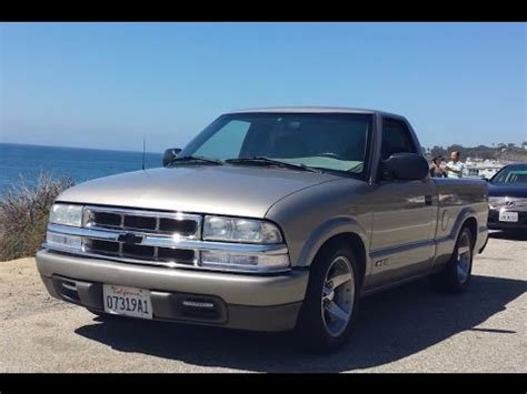 2001 Chevrolet S10 Single Cab  One Take Youtube