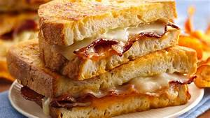 Beer Battered Grilled Cheese Sandwiches Recipe ...