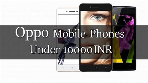 Oppo Mobile Phones Under 10000 Inr In India
