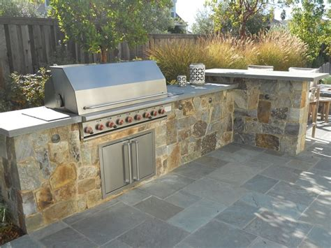 Backyard Built In Bbq by Outdoor Kitchen Sausalito Ca Photo Gallery
