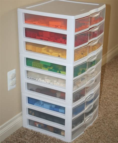 Plastic Drawers For Clothes by Plastic Drawer Storage Ideas That Are Decorative And