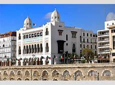 Algiers City in Algeria Sightseeing and Landmarks