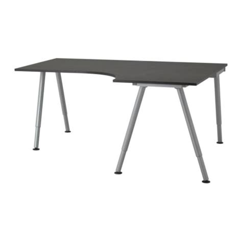 ikea pied bureau bureau bureaux et tables chaises de bureau et plus ikea