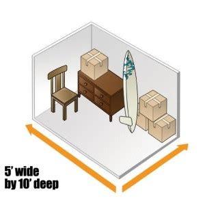 5 x 10 walk in closet 50 sq ft level