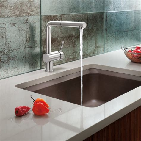 kitchen sinks and faucets designs kohler touchless faucet light 8579