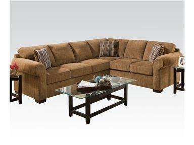 shop  acme furniture sectional left facing sofa