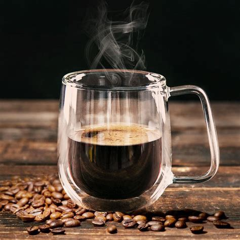 Xtraction coffee connoisseurs retail price list coffee connoisseurs beans (also available in ground & plunger, on request) 16oz double wall paper cups, black only (1000 cups per carton) $ 120.00 latte glass 220ml (set 6) $ 16.95. Aliexpress.com : Buy 200ml Handmade Healthy Coffee and Mugs Double Wall Glass Coffee Heat ...