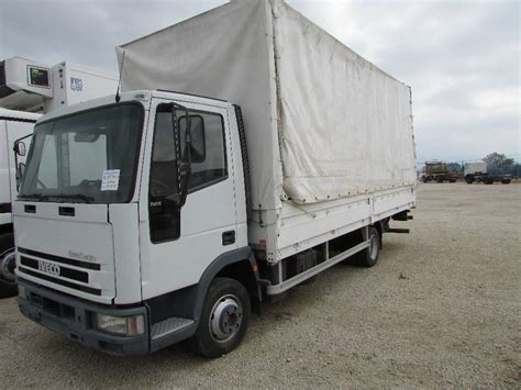 Used Iveco -75e15-eurocargo Box Trucks Year