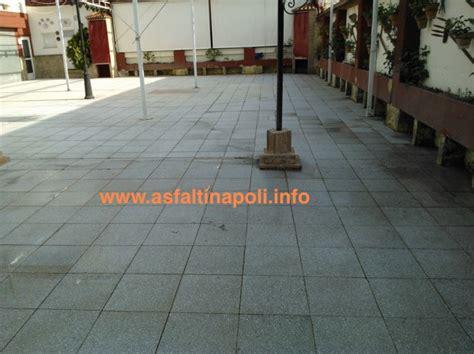 Pavimentazione Cortile by Pavimentazione Terrazzi Napoli Srl