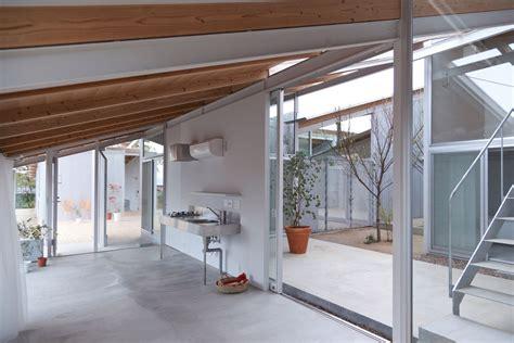 houses the 14 interiors for the nishinoyama house in kyoto kazuyo sejima archeyes