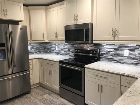 kitchen remodel colonial white granite countertop warehouse