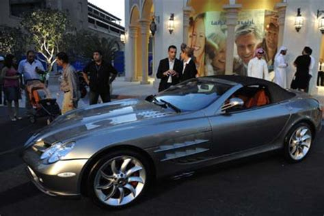 Exhibition Of Luxury Cars In Qatars Capital Doha
