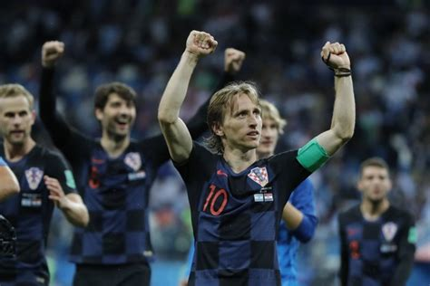 World Cup Iceland Croatia Time Channel How