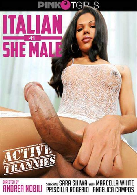 Italian She Male 41 2016 Adult Dvd Empire