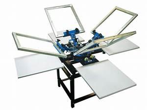 Manual-Silk-Screen-Printing-Machine-6-Color   Belton MO ...