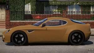 Alfa Romeo 8c For Gta 4