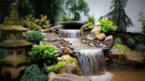 small pond waterfall designs landscape waterfall small garden ponds pond designs with waterfalls garden ideas nanobuffet com