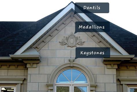 exterior trim decorative wall ornaments