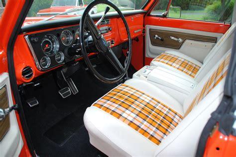 blazer interior 1972 chevrolet blazer k5 suv198537 K5