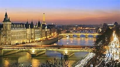 Paris River Seine Resolution