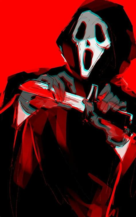 scream ghostface horror characters horror movies