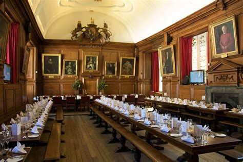 Private Dining   Brasenose College, Oxford