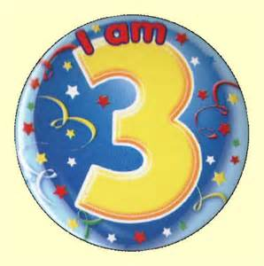 themed table decorations 3rd birthday badge blue balloon party wizard