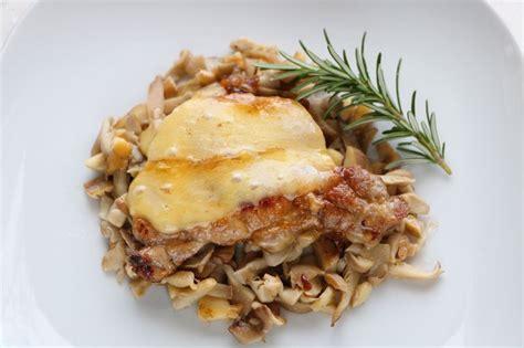 cuisine facile com cuisine facile com côtelettes de porc au romarin
