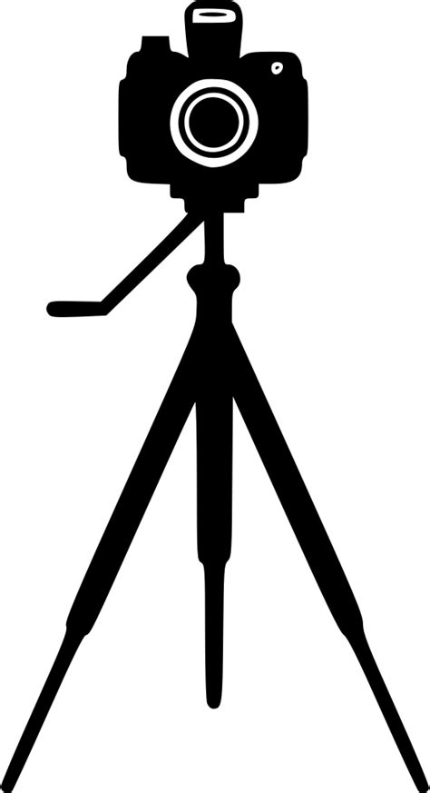 camera  stand svg png icon