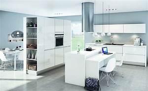 Meuble Separation Cuisine Salon : awesome meuble separation cuisine salon 4 1 avec un ~ Dailycaller-alerts.com Idées de Décoration