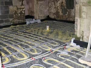 Fußbodenheizung Nachträglich Verlegen : fu bodenheizung in einem ausbauhaus ~ Markanthonyermac.com Haus und Dekorationen