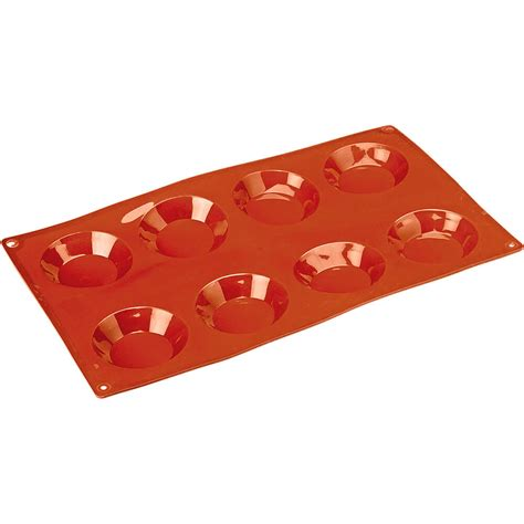 sausage mold maker paderno world cuisine non stick silicone mold for tartlets