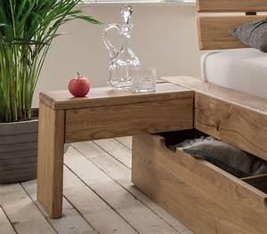 La Natura Möbel : la natura balkenbett mit schubkasten bettkasten von la ~ Watch28wear.com Haus und Dekorationen