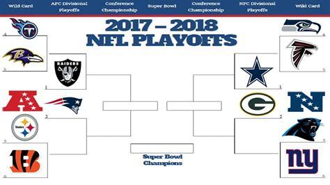 nfl playoff schedule   nfl schedule