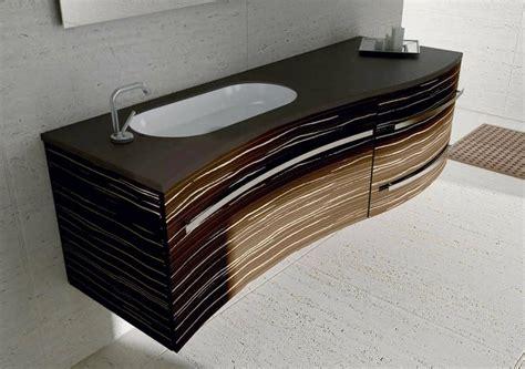 Badezimmer Unterschrank Dunkles Holz by 40 Moderne Badezimmer Waschbecken Mit Unterschrank