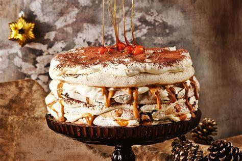 Meringue torte - Recipes - delicious.com.au
