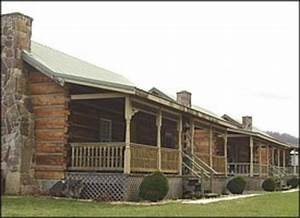 exterior picture of appalachian cabins seneca rocks With honeymoon cabins in wv