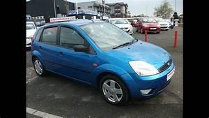 Ford Fiesta Zetec 5dr  2005  Aquarius Blue