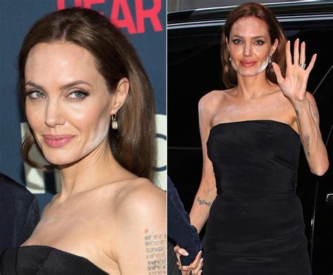 Анжелина Джоли и ее секреты ухода за кожей (ФОТО)