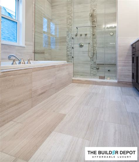 travertine shower tiles 6 75 athens marble silver 12 x 24 honed floor and