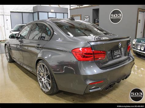 2017 Bmw M3 Loaded Competition Package W/ k Msrp