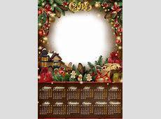 Calendário 2014 Png português Natal calendários grátis