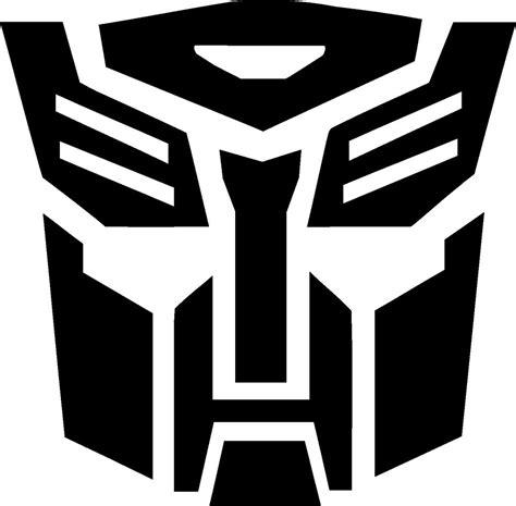 transformers autobot vinyl decal sticker ebay